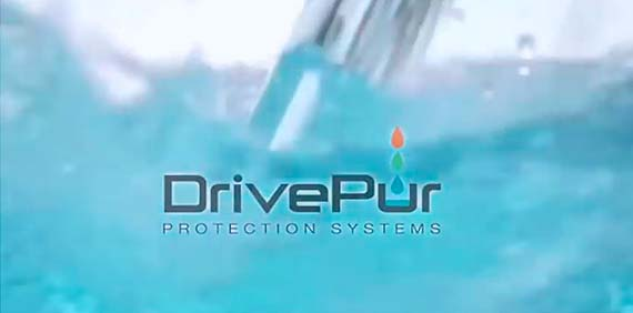 DrivePur Sanitizing and Deoderizing